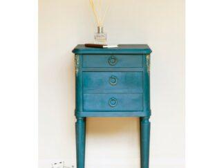 Aubusson Blue - Kalkmaling fra Annie Sloan - 100 ml. (farveprøve)