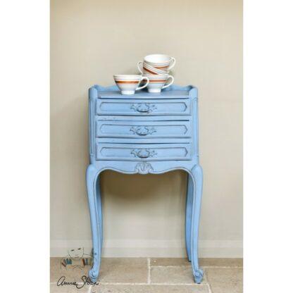 Louis Blue - Kalkmaling fra Annie Sloan - 100 ml. (farveprøve)