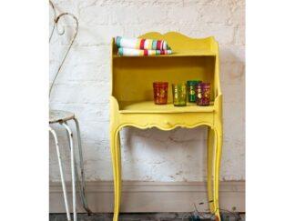 English Yellow - Kalkmaling fra Annie Sloan - 100 ml. (farveprøve)