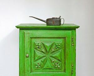 Antibes Green - Kalkmaling fra Annie Sloan - 100 ml. (farveprøve)