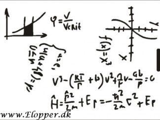 112 Formel graf stencil / skabelon