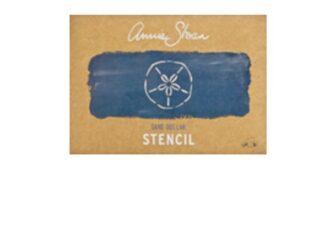 Sand dollar stencil / skabelon