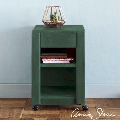 18 Amsterdam Green - Kalkmaling fra Annie Sloan – 120 ml. (farveprøve)