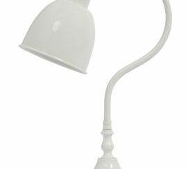 Lampe i hvid fra Nordal