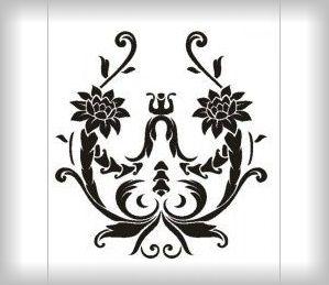 stencil / skabelon