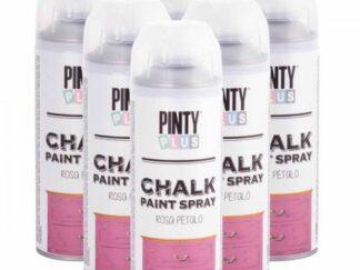 Kalkmaling på spray - Rosa Petal