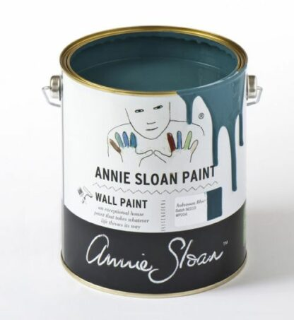 Aubusson Blue Wall Paint