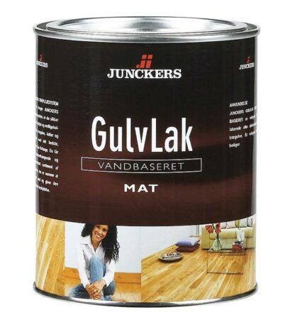 Junckers GulvLak Mat, vandbaseret 0,75 ltr.