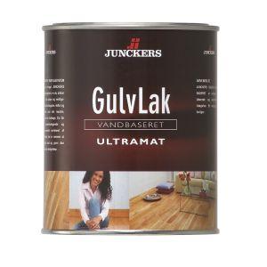 Junckers GulvLak UltraMat, vandbaseret 0,75 ltr.