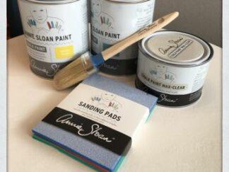 Kalkmaling samlepakke 1 - Annie Sloan