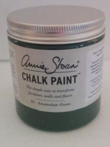 Kalkmaling Annie_Sloan_Chalk_Paint_Amsterdam_Green_250_ml
