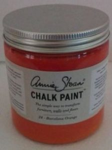 Kalkmaling Annie_Sloan_Chalk_Paint_Barcelona_Orange_250_ml