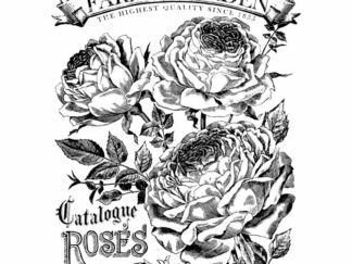 IOD Paintable DecorTransfers Catalogue of Roses